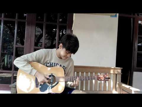 RAN - Dekat di Hati Fingerstyle Guitar (Cover) Bagas HP