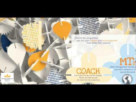 Management Trainee Programme de British American Tobacco