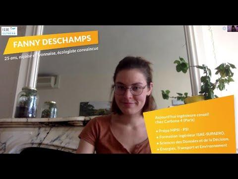 Paroles d'alumni #7 : Fanny Deschamps, ingénieure conseil chez Carbone 4