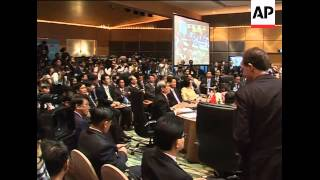 Regional leaders attend Mekong River Commission Summit