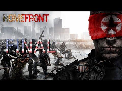 Homefront - Let's Play Español - Capitulo 7 FINAL - Asalto Al Puente De San Francisco
