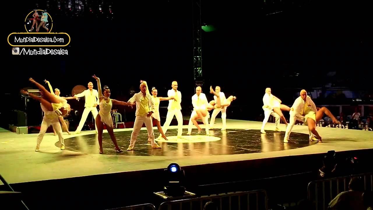 Ritmo Latino Escuela de Baile