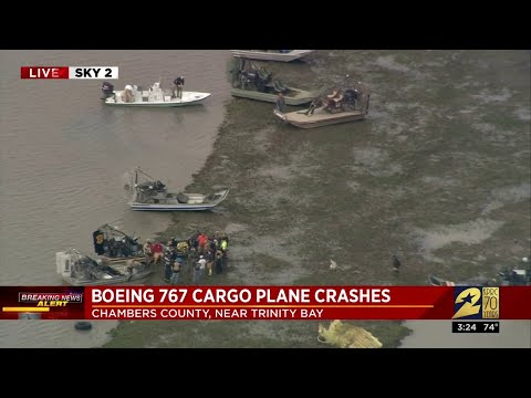 Special coverage: Boeing 767 plane crashes
