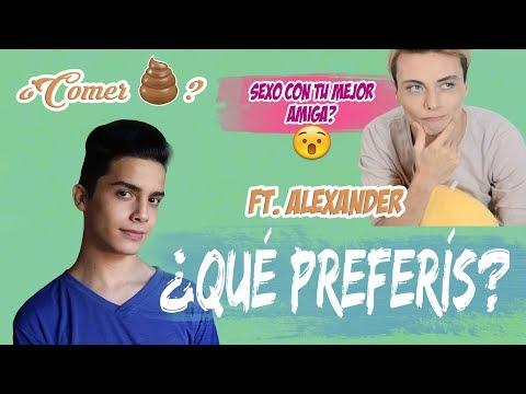 ¿Qué Preferís? ft. Elias Alexander | SoyRoTarabini