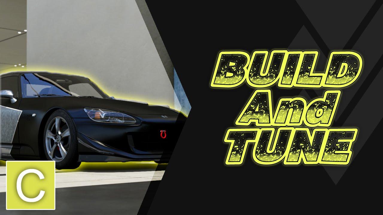 Forza 6 build tune honda s2000 c class youtube youtube premium publicscrutiny Image collections