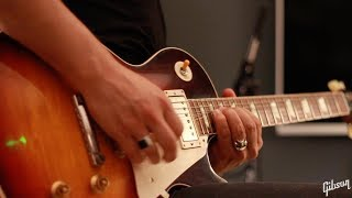Miguel Montalban - Wish you were here (Pink Floyd) @ Gibson showrooms