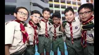 香海正覺蓮社 70 周年社慶 - 佛教黃藻森學校影片