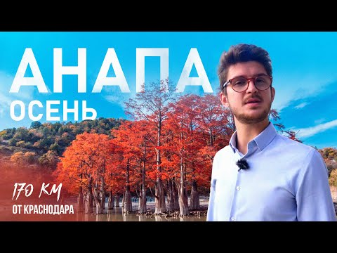 Где отдохнуть осенью в Анапе | «Больше чем отдых»