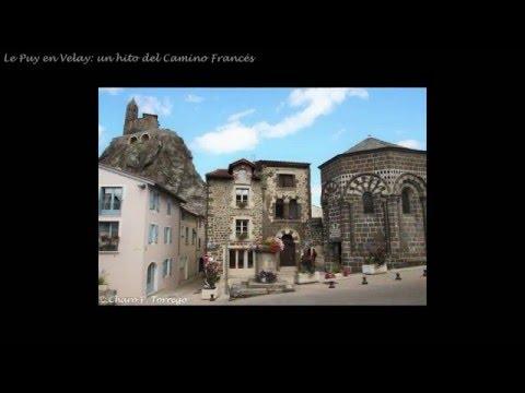 Le Puy en Velay: un hito del Camino de Santiago Francés.