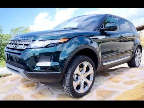 2015 Range Rover Evoque Prestige Pure Plus Full Review /Start Up /Exhaust