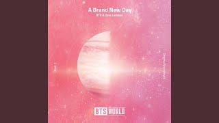 Gambar cover A Brand New Day (BTS World Original Soundtrack) (Pt. 2)