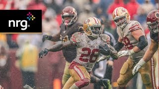 49ers Overcome the Elements in Week 7