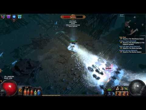 Path Of Exile Lightning Tank Build