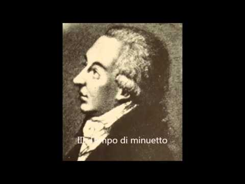 Friedrich Wilhelm Rust - Piano Sonata in D-flat major