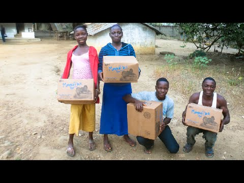 Ebola Relief in West Africa