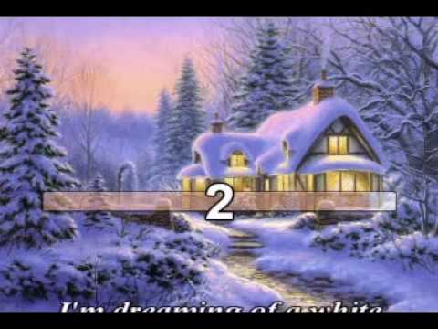 White Christmas Song in several Languages - YouTube