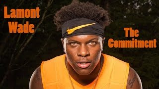 henry ruggs III commitment video