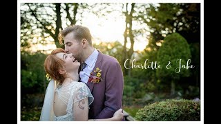 Jake & Charlotte Got Married at Brookfield Hall,  !!!