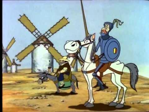 El ingenioso Hidalgo don Quijote de la Mancia - ThingLink