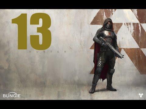 Destiny - Hunter Walkthrough Part 13: The Archive