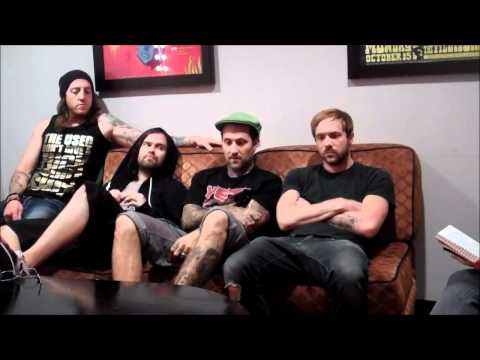The Used, interview