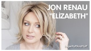 "Video Jon Renau ""Elizabeth"" Wig (12FS8 Shaded praline) Review download MP3, 3GP, MP4, WEBM, AVI, FLV Juni 2018"
