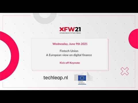 Keynote Speaker XFW - Fintech Union