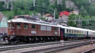 Video SBB Gotthardbahn/Ferrovia del Gottardo: Göschenen Juni 2015 download MP3, 3GP, MP4, WEBM, AVI, FLV Juli 2018