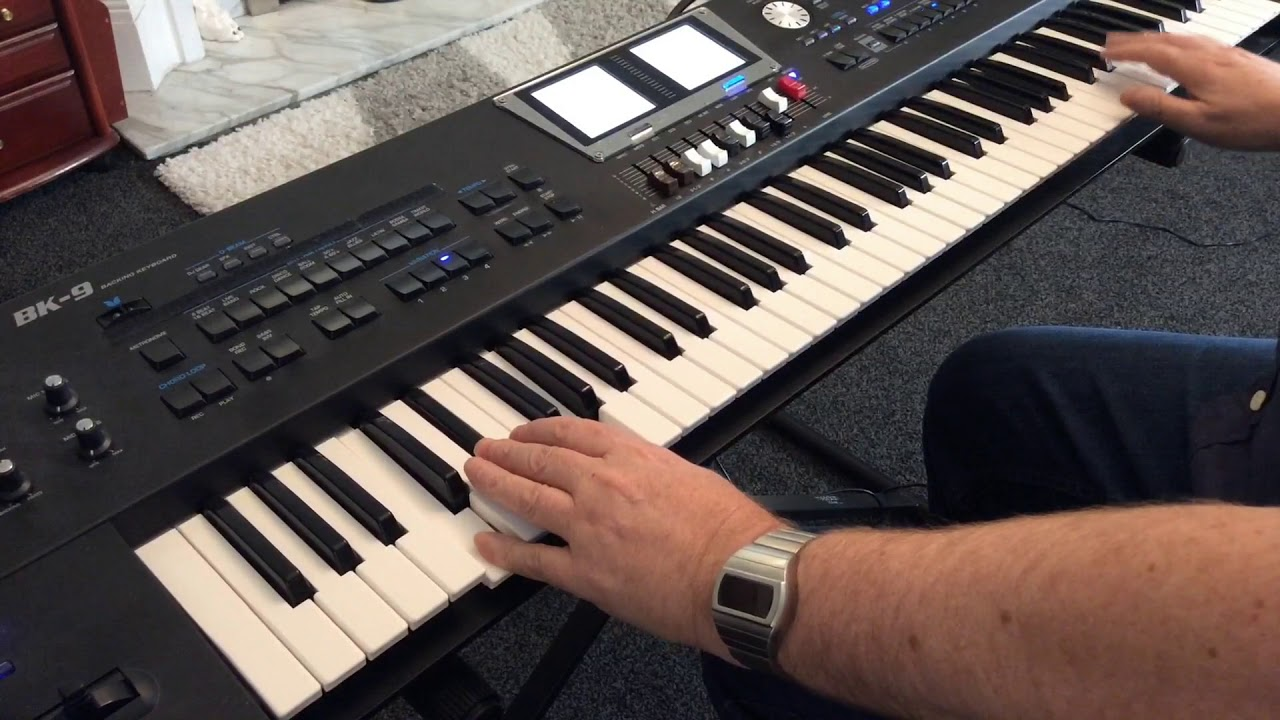 Arranger Keyboard Styles