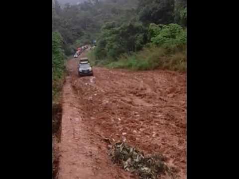 Perjuangan di jalan Manokwari-Bintuni