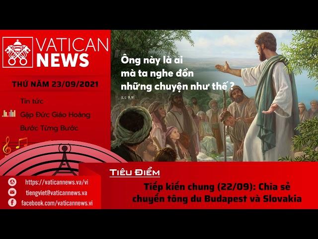 Radio thứ Năm 23/09/2021 - Vatican News Tiếng Việt
