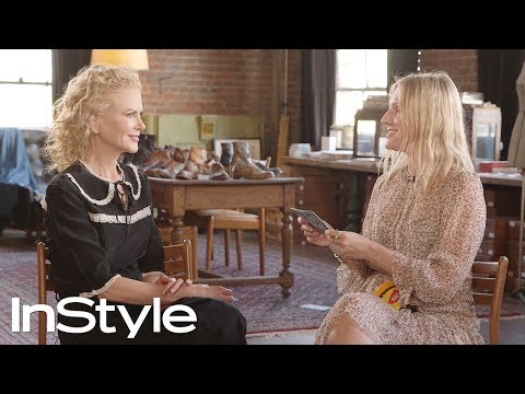 Here's What Nicole Kidman's Reading | InStyle