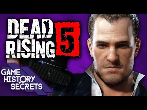 How Capcom's Dead Rising Studio Fell Apart - Game History Secrets