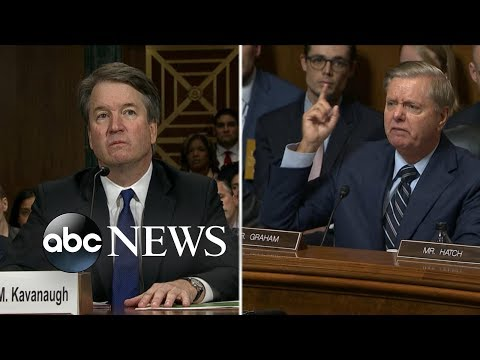 'You're looking for fair process, you came to the wrong town': Sen. Lindsey Graham