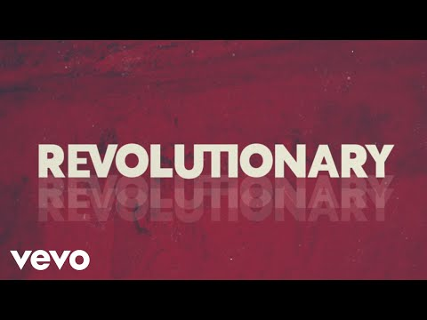 Josh Wilson - Revolutionary (Official Lyric Video)