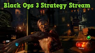 Black Ops 3 Shadows Of Evil Strategy Walkthrough LIVE