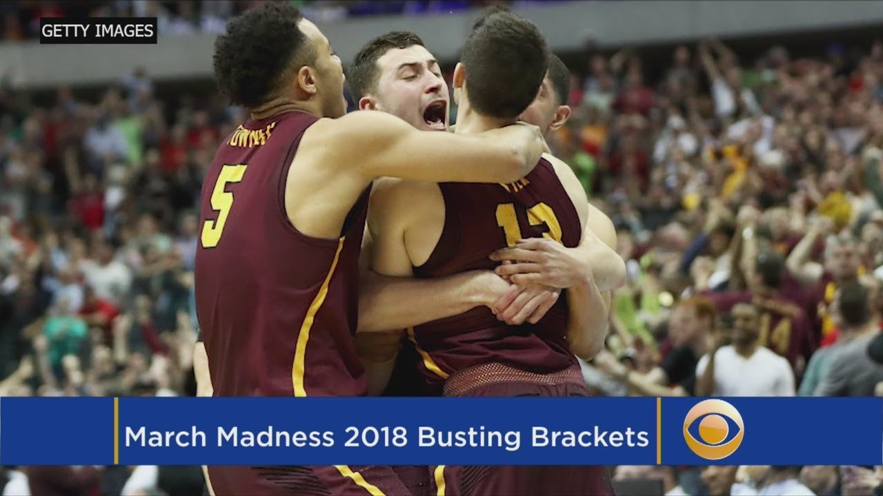Keidel: March Madness Lives Up To The Name