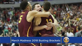 Keidel: March Madness Lives Up To The Name thumbnail