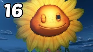 Let's Play Plants Vs Zombies Garden Warfare #16 Deutsch - Mega Sonnenblume