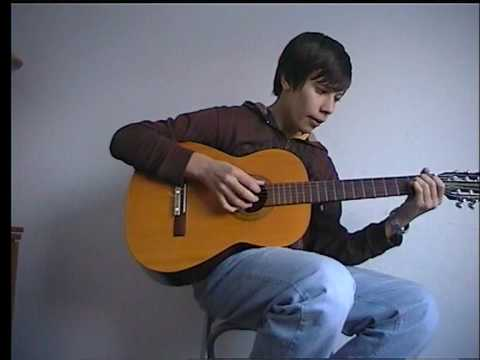 Gitarre, meine Melodie (eigener song)