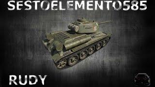 Т-34-85 RUDY - Четыре танкиста и собака