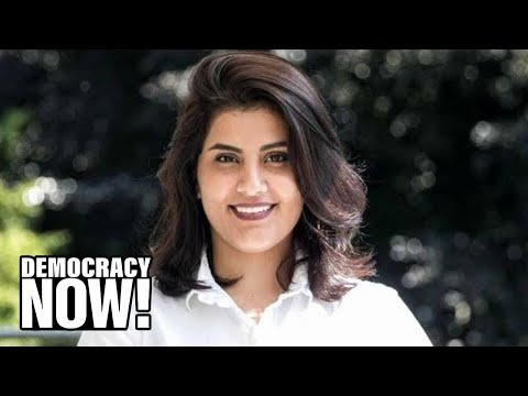 Family of Jailed Saudi Feminist Loujain Al-Hathloul: She Was Waterboarded, Flogged & Electrocuted