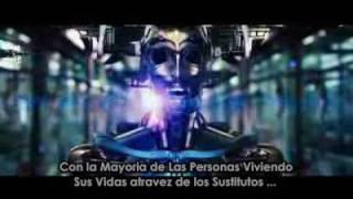 """Trailer Surrogates Subtitulado Español """" Los Sustitutos """""""