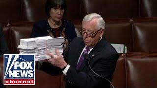 $1.3 trillion spending package up against Friday deadline
