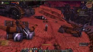 Let`s Play World Of Warcraft Legion 4K 60FPS  Level 1-110 Female Night Elf Warrior part 112