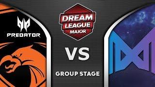 TNC vs Nigma Leipzig Major DreamLeague 2020 Highlights Dota 2
