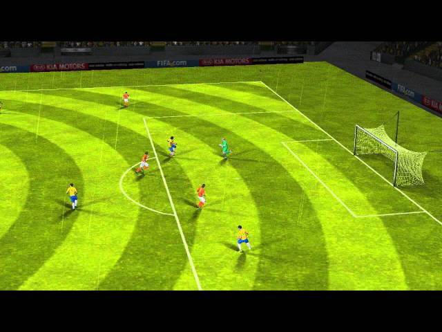 FIFA 14 Android - Brazil VS Netherlands