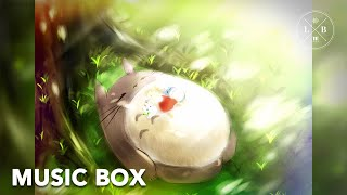 My Neighbor Totoro Theme Song - Music Box