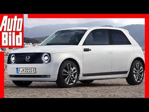 Zukunftsaussicht Honda Urban Ev 2020 Details Erklarung Youtube