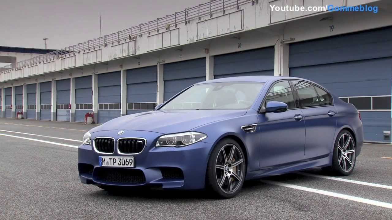 2014 new bmw m5 competition package nice exterior design